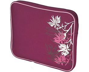 Targus-PinkFloralNotebookSkin(122016)-Large